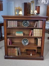 Mahogany Bookcases Uk Antique Open Bookcase Large Antique Bookcase Mahogany Bookcase