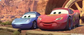 cars sally and lightning mcqueen kiss image gallery sally cars 2006
