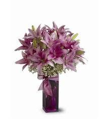 pink lillies teleflora s pretty pink lilies tfweb346 81 86
