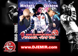 Michael Jackson Bad Album Dj Emir Michael Jackson Mixtape Tribute Badder Than Bad