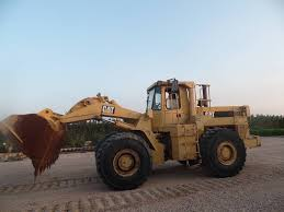 used caterpillar 966e wheel loaders year 1990 for sale mascus usa