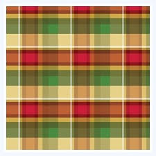 christmas plaid wrapping paper woodland highland plaid christmas gift wrap wrapping
