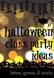 Halloween Crafts For Classroom - halloween class party ideas help for classroom parents class