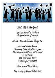 graduation party invitation wording most creative collection of homeschool graduating announcements