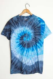 Tie Dye Halloween Shirts by Black And Blue Tie Dye Shirt Ragstock