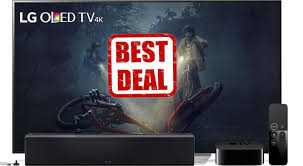 roundup the best deals on uhd tvs to pair with your apple tv 4k