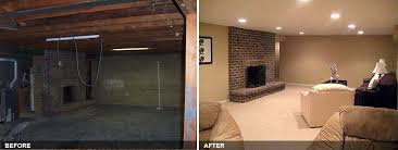 Pictures Of Finished Basement by Finished Basements By Avidco Dupage County Area Decorating