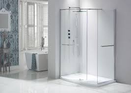 bathroom shower doors ideas bathroom faboulus modern walk in shower design ideas with corner