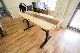 Small Computer Desk Plans Furniture Make A Desk Out Of A Door How To Build A Small Desk