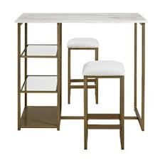 Bar Table And Stool Modern Bar Pub Tables Allmodern