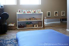 What Is A Montessori Bedroom Setting Up A Montessori Home For Toddlers Christian Montessori