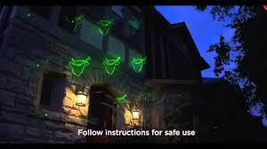 mr laser projector holidayprojectors