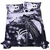 the nightmare before sheet set size 4