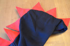 diy dinosaur hoodie a simple but adorable sewing project
