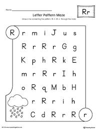 worksheet for kindergarten letter printable kindergarten