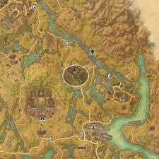 Eso Skyshard Map Shadowfen Map Eso
