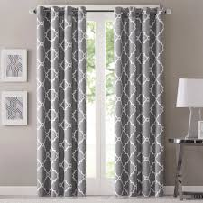 Silver And Blue Curtains Curtain U0026 Blind Using Tremendous Bed Bath And Beyond Blackout