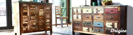 meuble cuisine teck meuble cuisine bois recycle meubles en teck recyclac origine meuble