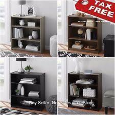 Backless Bookshelf Bookcases Ebay