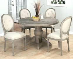 Circle Dining Table And Chairs White Dining Room Table Sets Wood Kitchen Amazing Intended