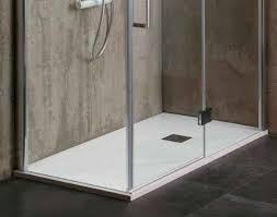 piatto doccia flat piatto doccia flat in marmoresina 80x180 rettangolare ultrasottil