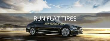 mercedes road side assistance mercedes use run flat tires
