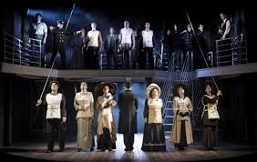 new production of titanic the musical sets a course for belfast