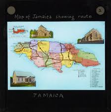 Map Of Kingston Jamaica A Kids Guide To Regions In Jamaica Map Of Jamaica West Indies
