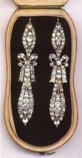 antoinette earrings antoinette s diamond earrings let us not be particular