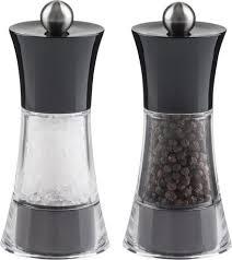 trudeau maison fiesta 5 inch salt and pepper mill set walmart canada
