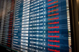 Flight Change Fee United by Travel What To Do When A Flight Is Delayed Or Canceled Money