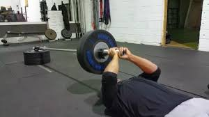 Bench Press For Size Build A Stronger Chest With The Dumbbell Floor Press Stack