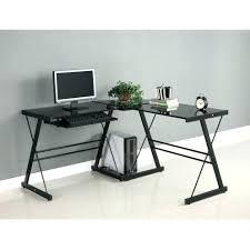 Small Glass Top Computer Desk Danielbates Co Page 76 Sauder Corner Computer Desk Girl Computer