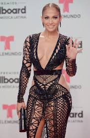 j lo jennifer lopez flashes a lot of flesh on the red carpet