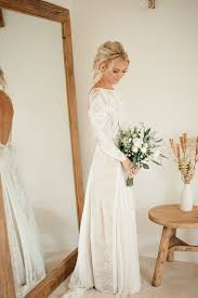 34 long sleeve wedding dresses for fall and winter weddings