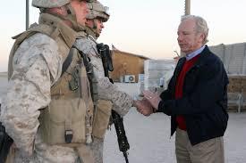 military thanksgiving file us navy 051124 m 1327j 010 senator joseph lieberman d ct