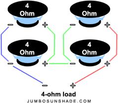 jumbo sunshade speaker wiring diagrams