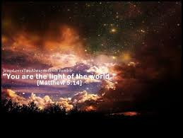 light in the darkness verse bible verse blue christianity dark darkness image 315216 on