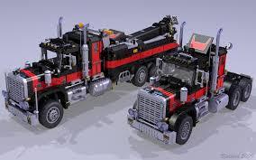 lego ferrari truck review 5571 giant truck black cat lego technic mindstorms