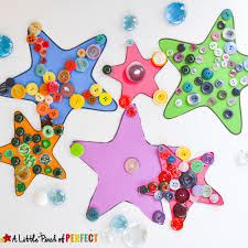 starfish ocean craft for kids that u0027s cute as a button