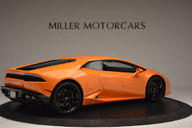 Lamborghini Huracan Back - 2015 lamborghini huracan lp 610 4 stock 7099 for sale near