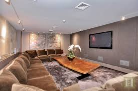 media room acoustic panels the darien home of a design within reach executive lists for