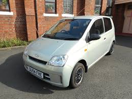 used daihatsu charade cars for sale motors co uk