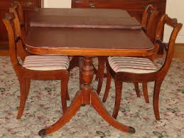 Dfs Dining Tables And Chairs 75 Examples Aesthetic Duncan Phyfe Mahogany Dining Table With