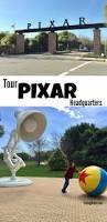 tour pixar headquarters with me cars3event finding debra