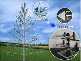 piezoelectric tree a simple way to create electricity the new