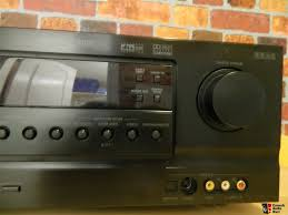 sherwood home theater receiver sherwood newcastle r 963 a 7 2 audio video receiver 7 x 120 watts