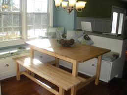 table for kitchen popular of kitchen table with bench seats and best impressive