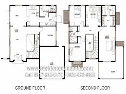 100 floor plans for bungalow houses 25 more 2 bedroom 3d