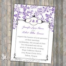 lavender wedding invitations lavender wedding invitations invitesweddings